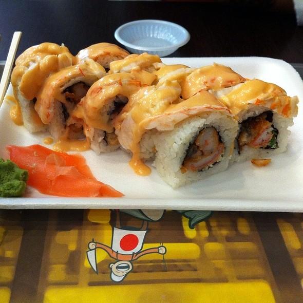 Sushi @ Bonzai Sushi