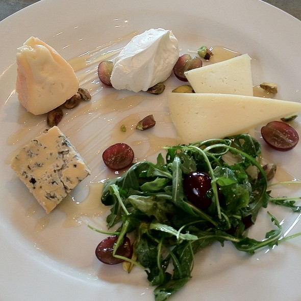 Cheese Plate @ Cipollina West Austin Bistro