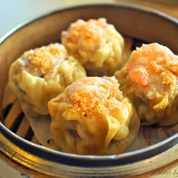 燒賣 - Siu Mai (Pork Dumplings)