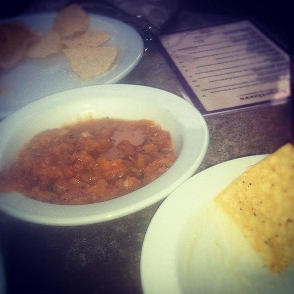 Chips, Salsa, Cheese Dip And Small Margarita @ Dogwood