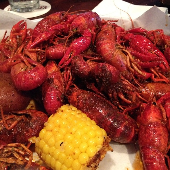 Crawfish @ Pappadeaux Seafood Kitchen