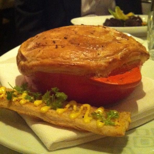 Bouillabaisse Pot Pie @ DB Bistro moderne