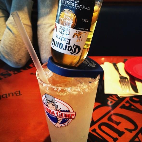 Corona-Rita  @ Bubba Gump Shrimp Co.