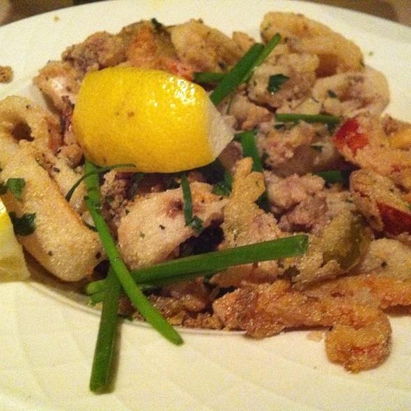 Fried Calamari - Venezia Restaurant, Boston, MA
