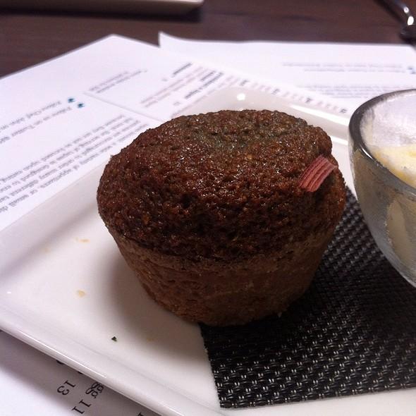 Blue Corn Muffins @ Playa