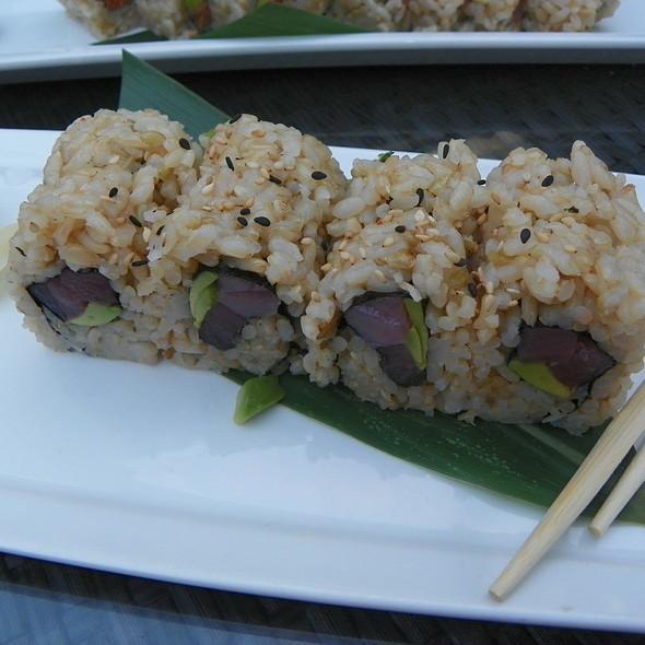 Sunshine Roll @ Sushi Maki