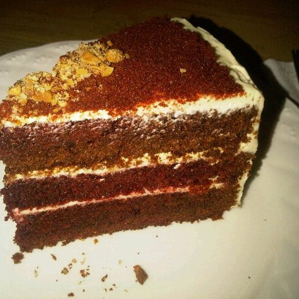 Red Velvet @ Parish Cake