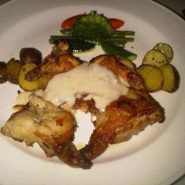 baby chicken rosemary @ Bibliotheque