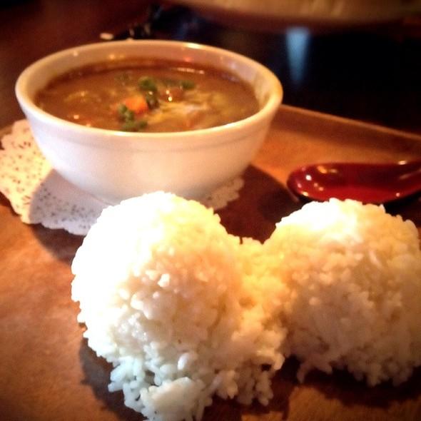 Curry Beef @ Hukilau