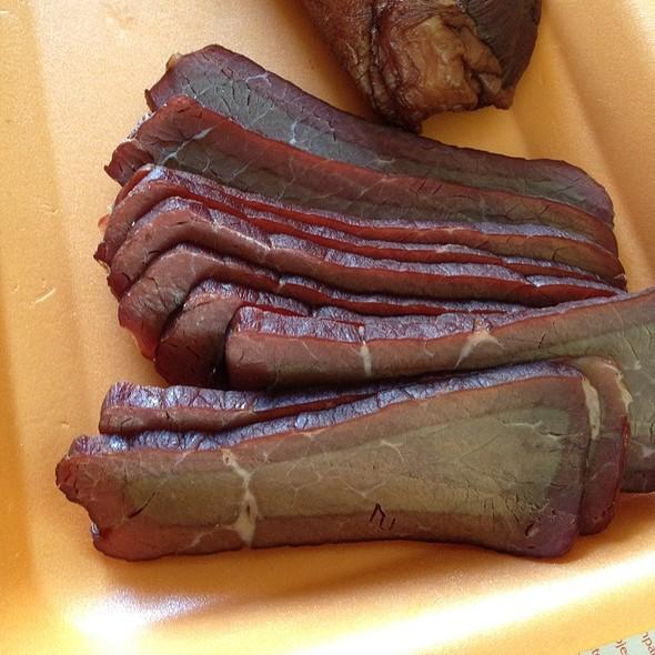 Dry Meat @ Dahabaska Ataturk Caddesi