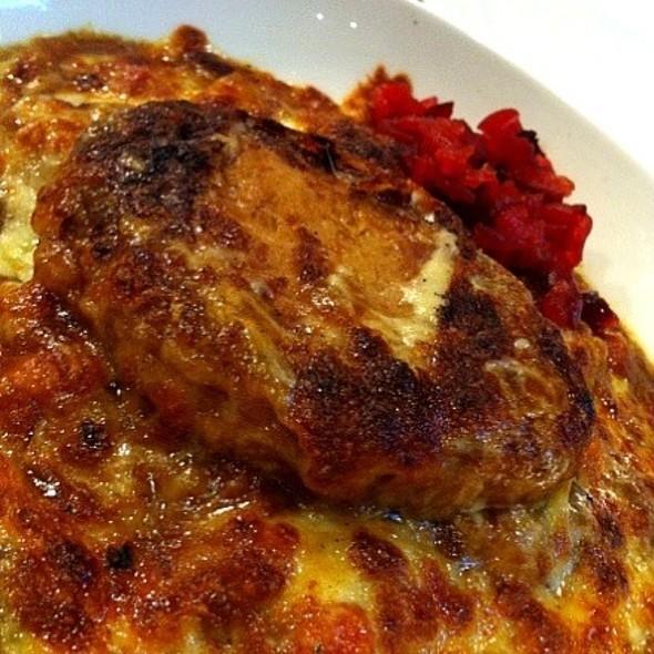 Hamburg Curry Gratin @ On The Table: Tokyo Cafe, The Crystal Park