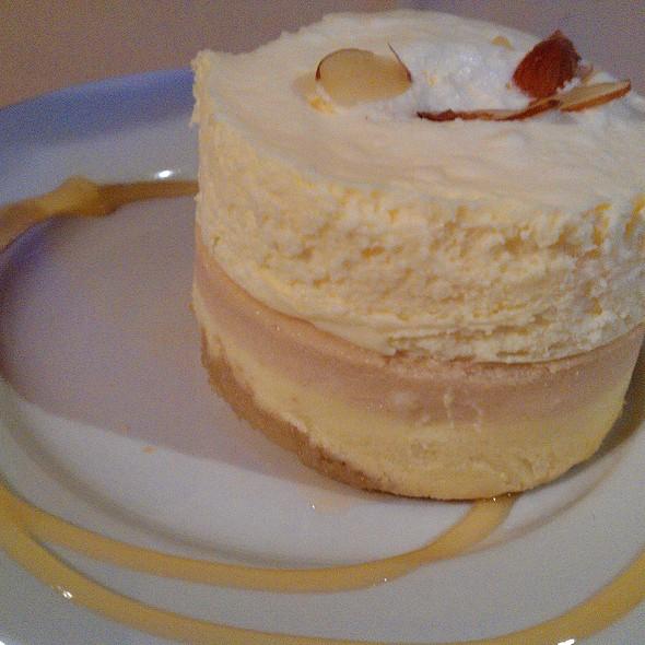 Steamed Mango Custard Layer Cake @ Red Raven