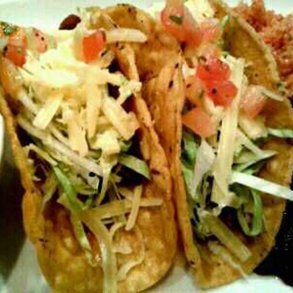 Beef Crispy Tacos