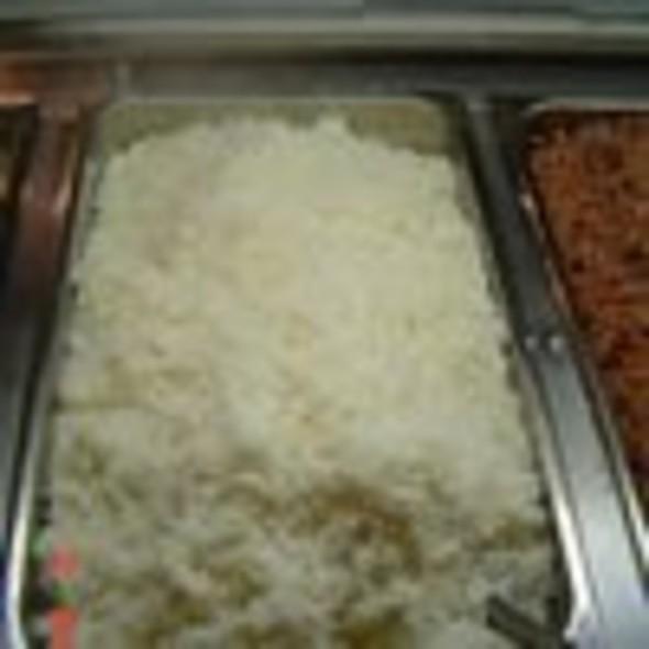 Arroz Blanco Cubano (White Rice) @ El Parador
