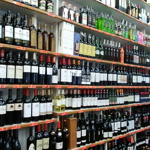 Spanish Red Wine @ López Oleaga