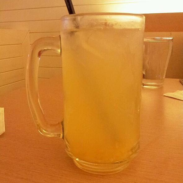 Iced Peach Tea @ Kimchi Haru
