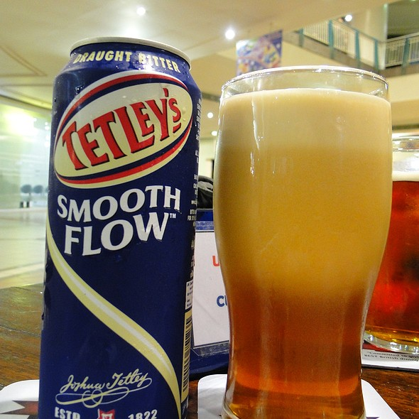 Tetley's English Ale @ Union Jack Tavern