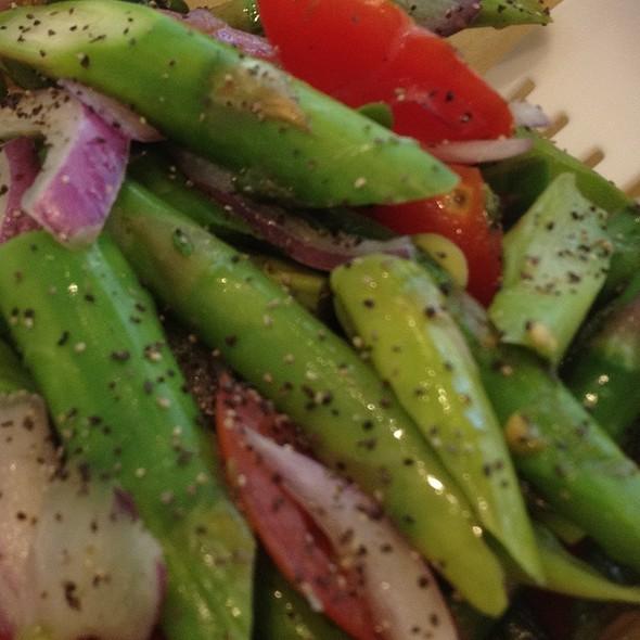 Asparagus Salad @ Energy Kitchen