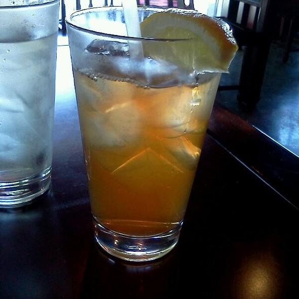 Iced Oolong Tea - Mala Tang, Arlington, VA