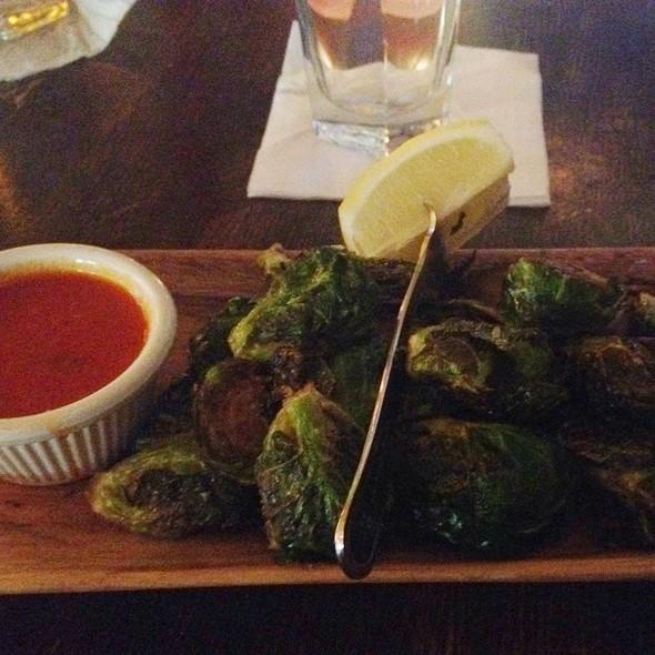 Fried Brussels Sprouts @ The Brazen Fox