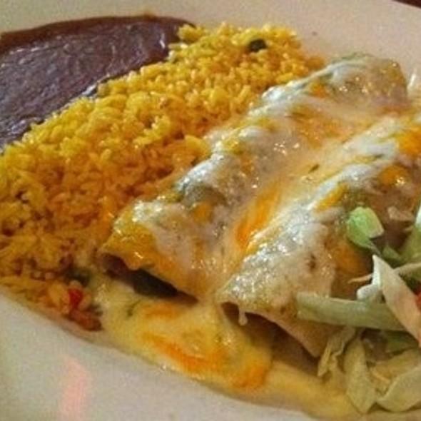 Chicken Enchiladas @ Guapo's Woodbridge Rotisserie