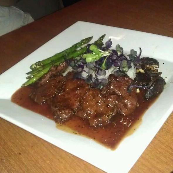 Beef Dish @ Kabuki Japanese Restaurant