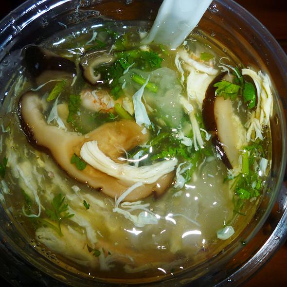 Homemade Crab Soup @ Home