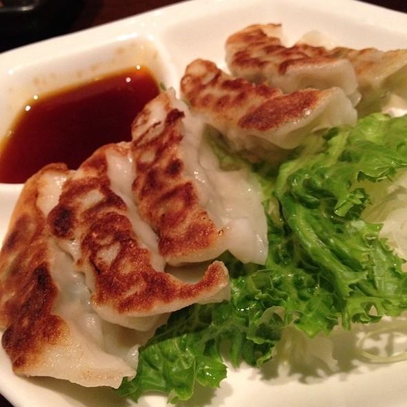 Gyoza @ Sushi-Sake Japanese Restaurant