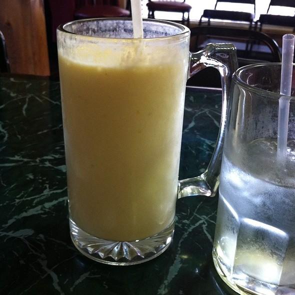 Mango Shake @ Machu Picchu