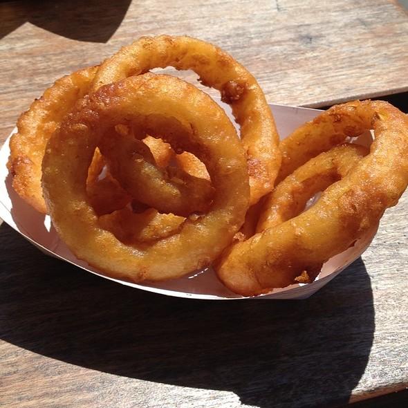 Onion Rings @ Gott's Roadside
