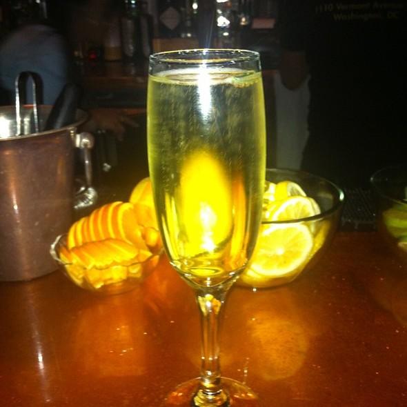 Champagne @ Lincoln