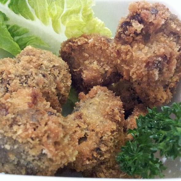 Deep Fried Mushrooms @ Swensen's (Imm)