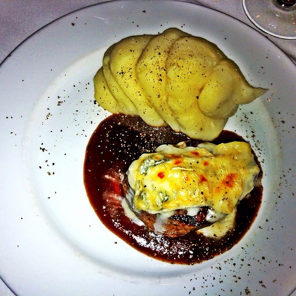 Filet Mignon - Hy's Steak House - Ottawa, Ottawa, ON