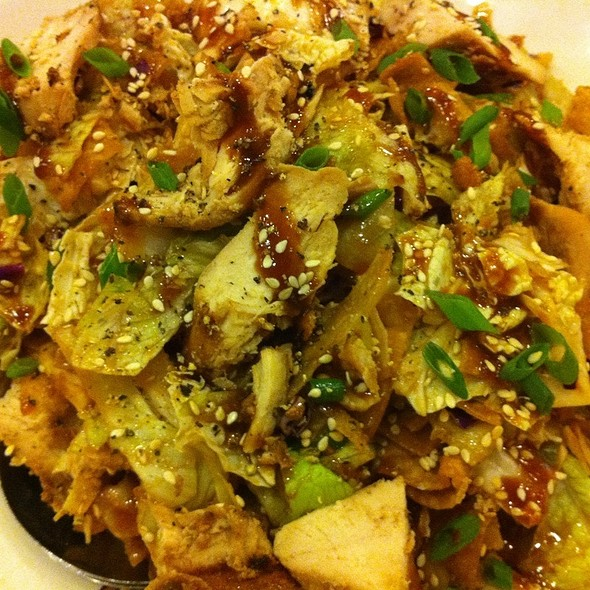 Chinese Chicken Salad @ California Pizza Kitchen