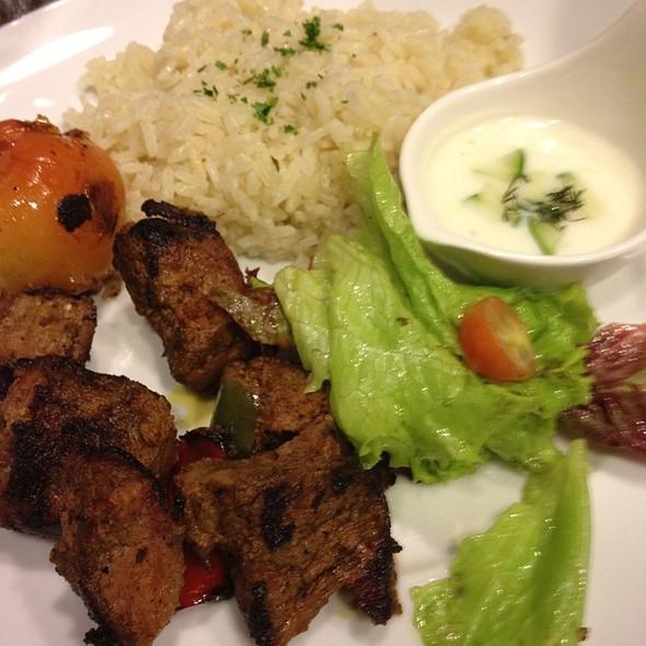 Beef Kebab @ Kuppa Roastery & Cafe