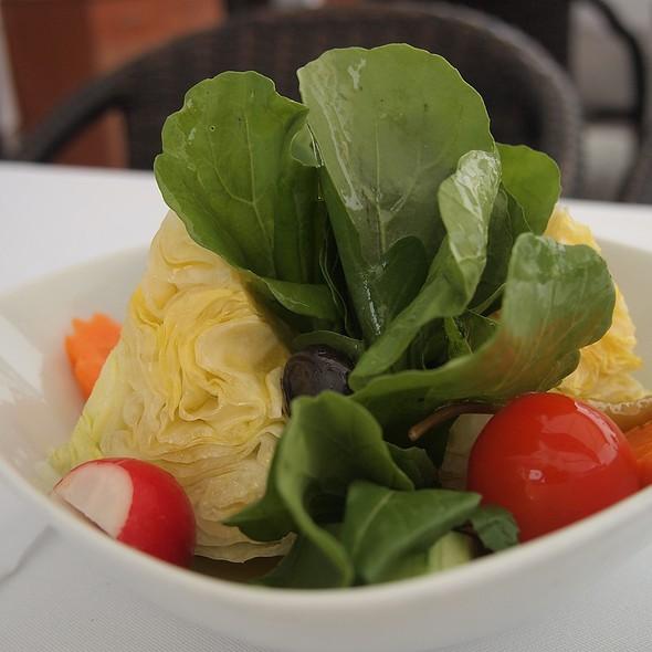 green salad @ Hacı Bozan Oğulları