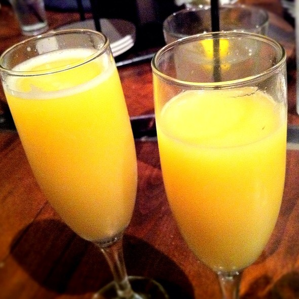 Bottomless Mimosas @ Urban Crust