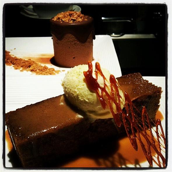 my beloved sift cake again @ sift, soho, hk