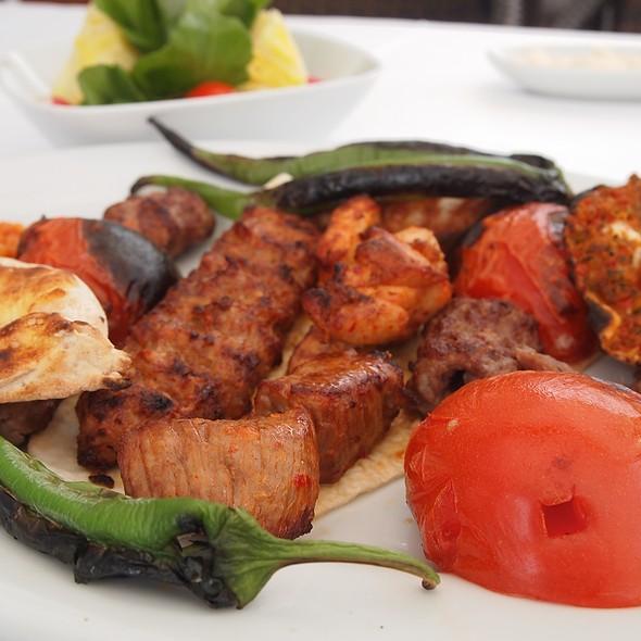 Mixed Grill (Turkish) @ Hacı Bozan Oğulları