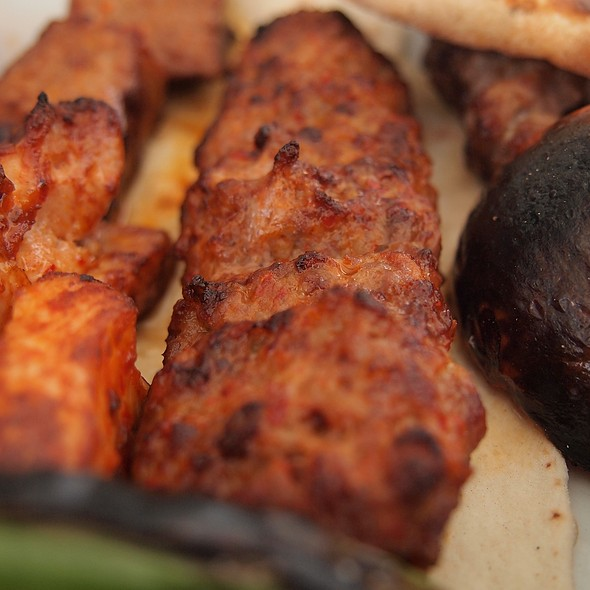 Grilled Chicken @ Hacı Bozan Oğulları