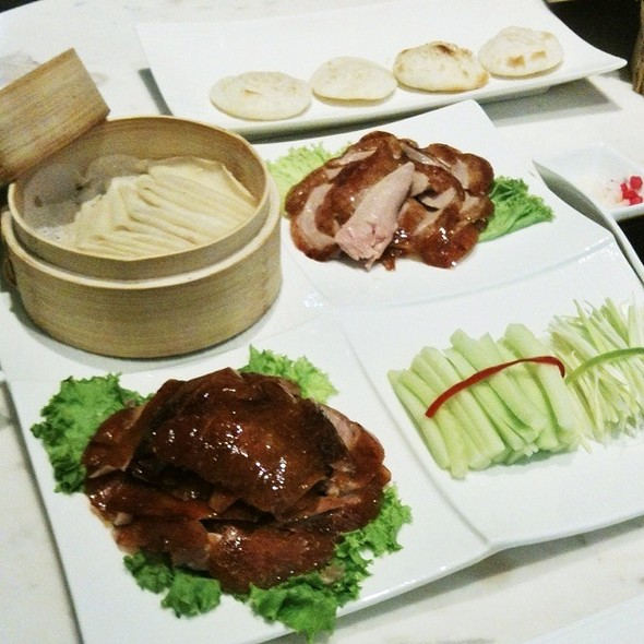 Peking Duck @ Dan's House