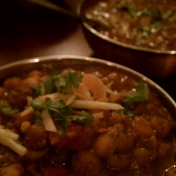 Chana Masala @ Darbar Indian Cuisine
