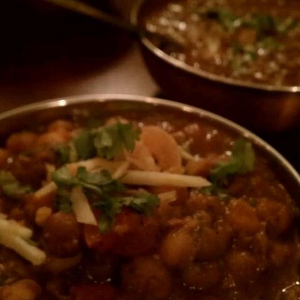 Chana Masala @ Darbar Indian Cuisine