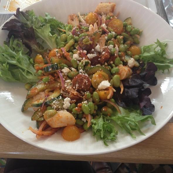 Farmer's Selection Salad - Sea Porch Restaurant at The Don CeSar, St. Pete Beach, FL