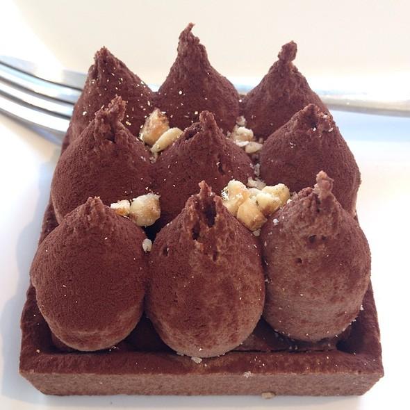 Chocolate Tart @ Bobbette & Belle