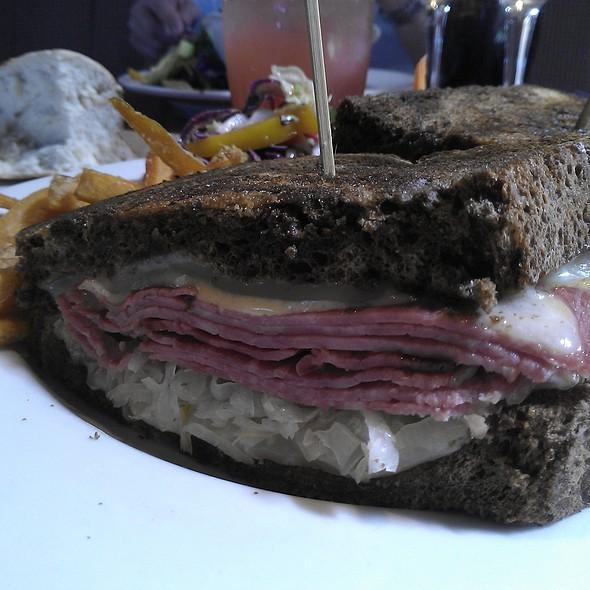 Reuben Sandwich @ The Keg Steakhouse & Bar - Bellevue