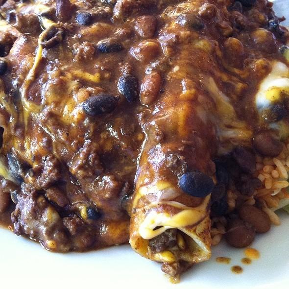 Cowboy Enchiladas - Ranch 616, Austin, TX