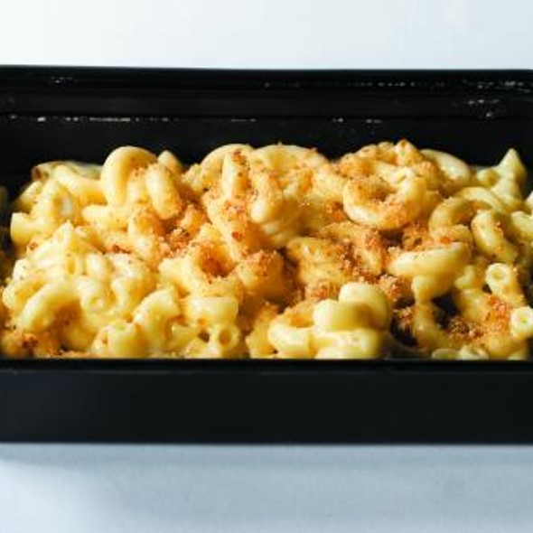 Bacon Mac And Cheese  @ The Southern
