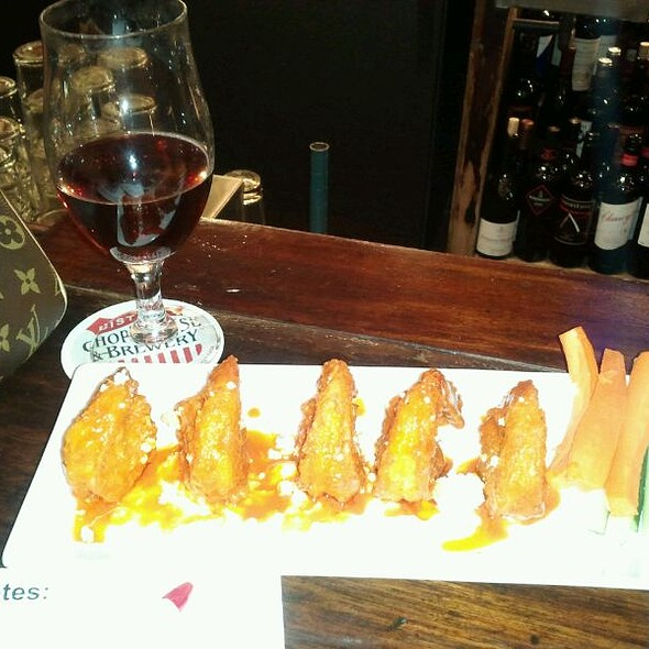 Buffalo Shrimp @ District Chophouse & Brewery