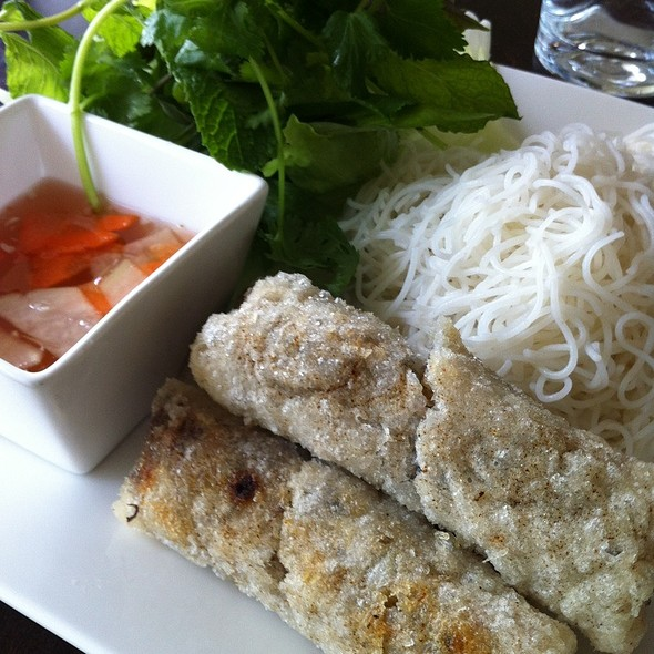 Crispy Imperial Rolls @ My Father's Kitchen